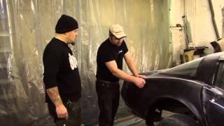 Amperi Garaaž - Corvette kere Video