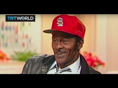 Music legend Chuck Berry dies