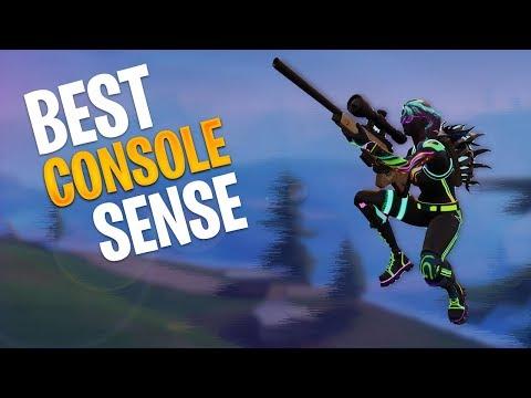 Best Sensitivity & Settings! - Fortnite CONSOLE