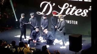 Ecliptic (EXO 'Monster' Dance Cover) - Skechers Sweet Monster Kpop Dance Competition 2017 Final