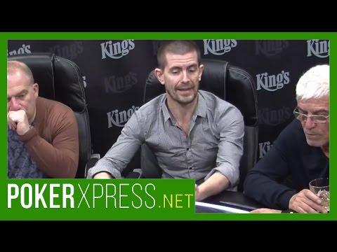 Gus Hansen's sickest (and luckiest) NL Hold'em poker hands