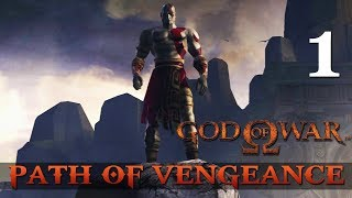 [1] Path of Vengeance (Let's Play God of War series w/ GaLm)