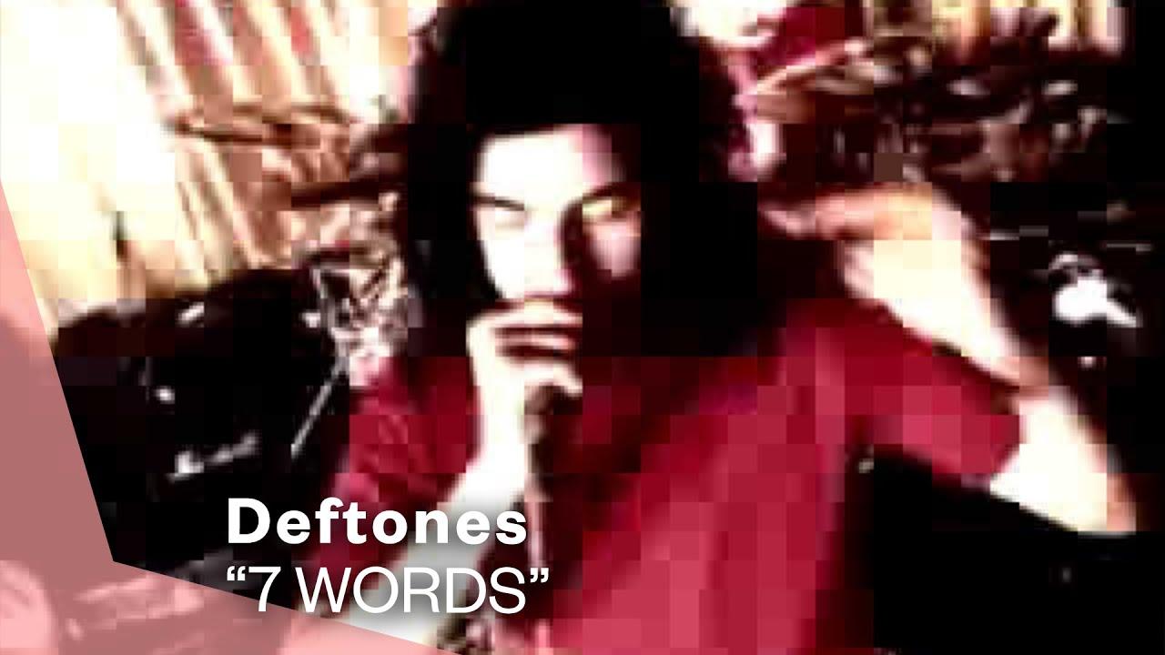 Download Deftones - 7 Words (Official Music Video)   Warner Vault