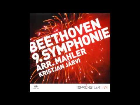 Beethoven, Symphony no.9, 4th mvt, Opus 125 - arranged by Gustav Mahler