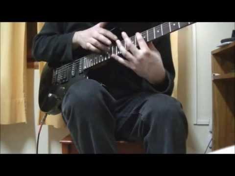 heavy metal guitar licks pdf
