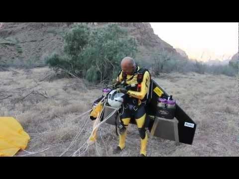 Jetman Flight at Grand Canyon West