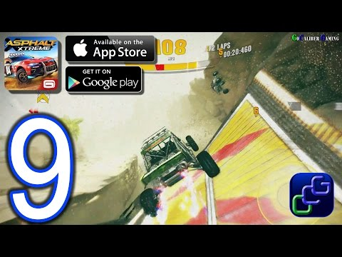 Asphalt Xtreme Android iOS Walkthrough - Part 9 - Career: Rookie: Rookie Showdown