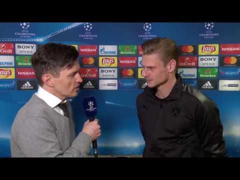 Łukasz Piszczek po przegranym ćwierćfinale Ligi Mistrzów || Wywiad || Piłka nożna