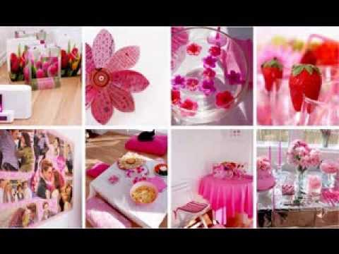 Party Room Decoration Ideas