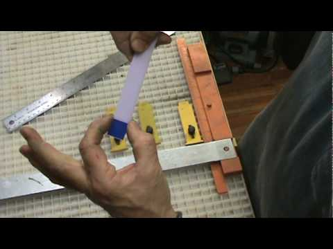 Stained Glass How To Ideas Sg2b Morton Board Youtube