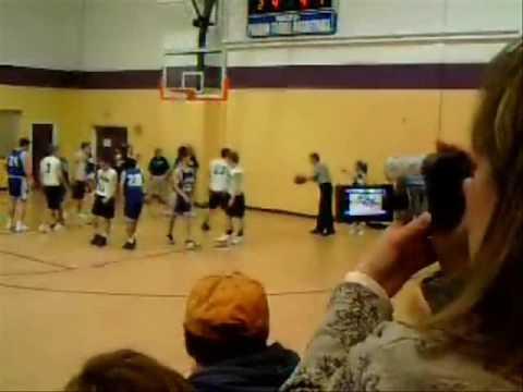 Nashua Christian Academy 2008-2009 Basketball Highlights