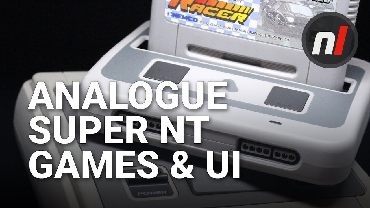 Hardware Review: The Analogue Super Nt Is The Ultimate Way To Play