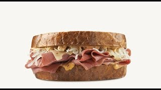 Arby's Reuben Sandwich Review