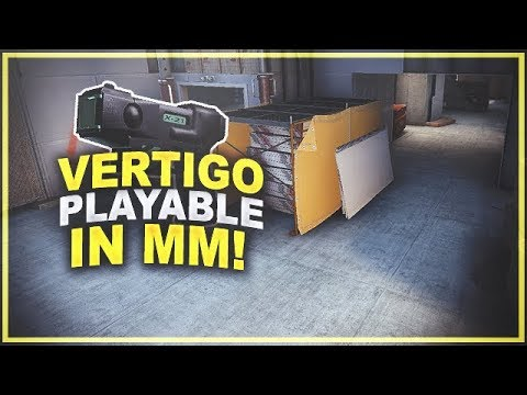 CS:GO Update: Vertigo added to MM, Loss-Money Info & Zeus Wallbang Patched