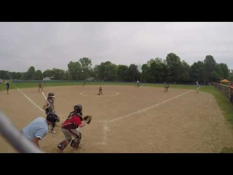 Fury Fastpitch '03 vs Ohio Lady Bombers '03
