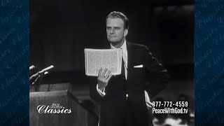 Billy Graham - Is there life after death?