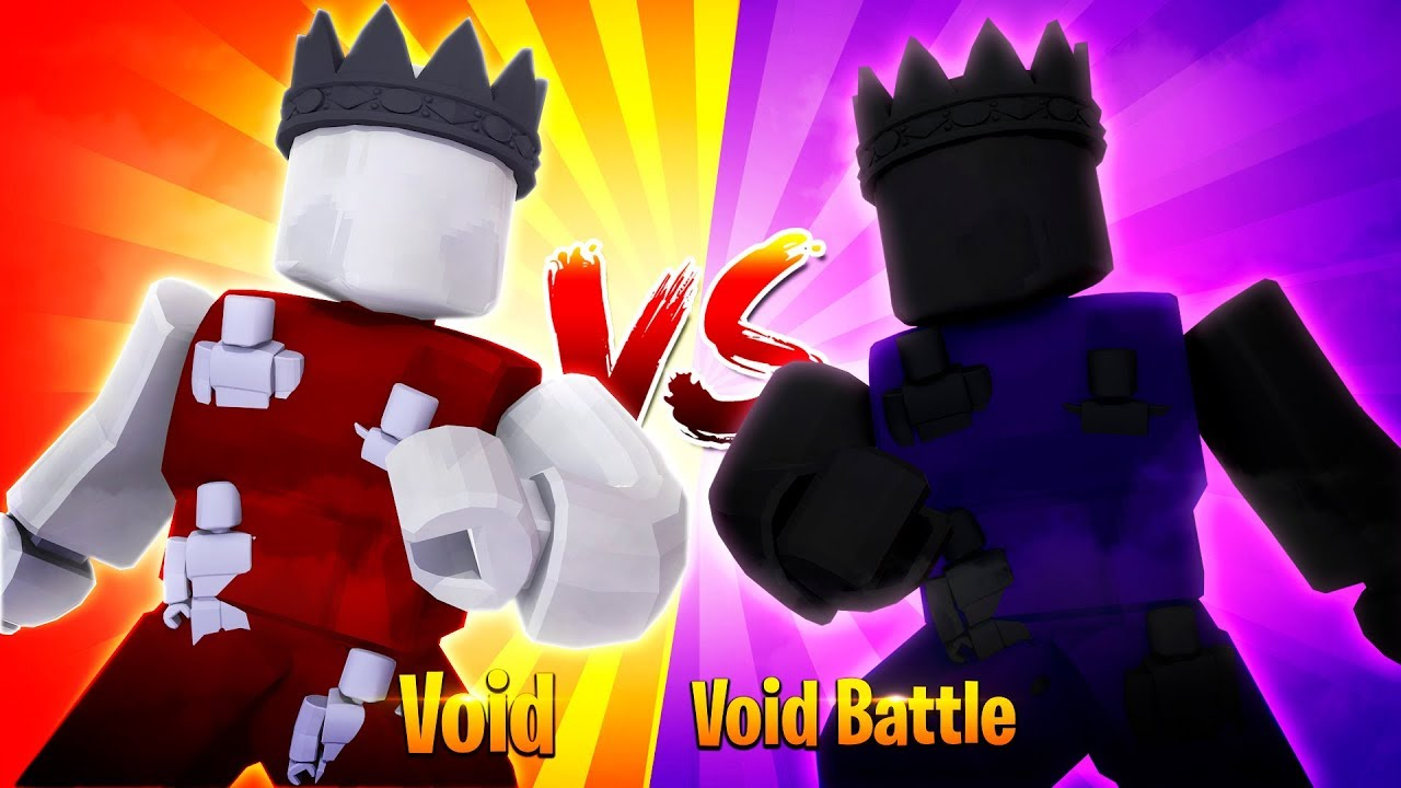 Void Vs Void Epic Roblox Tower Battle Youtube