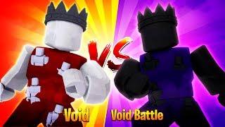 VOID VS VOID - Epic Roblox Tower Battle