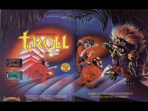 C64 Longplay - Troll