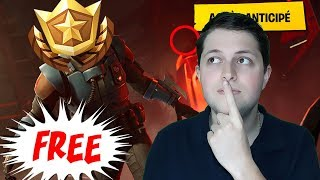 UN PALIER GRATUIT (SECRET SEMAINE 7 - SAISON 4) ∗ Fortnite: Battle Royale