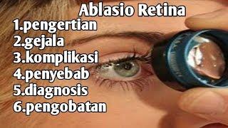 NET. JATIM ** Yuk Kenali Gejalanya, Serta Bagaimana Pencegahan Dan Pengobatan Gangguan Pada Retina M.
