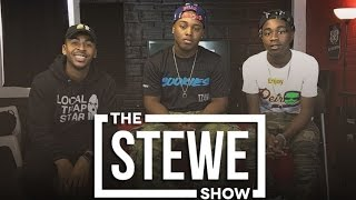 Zay Hilfigerrr & Zayion McCall Talk About Their Success With The TZ Anthem & More! | The Stewe Show