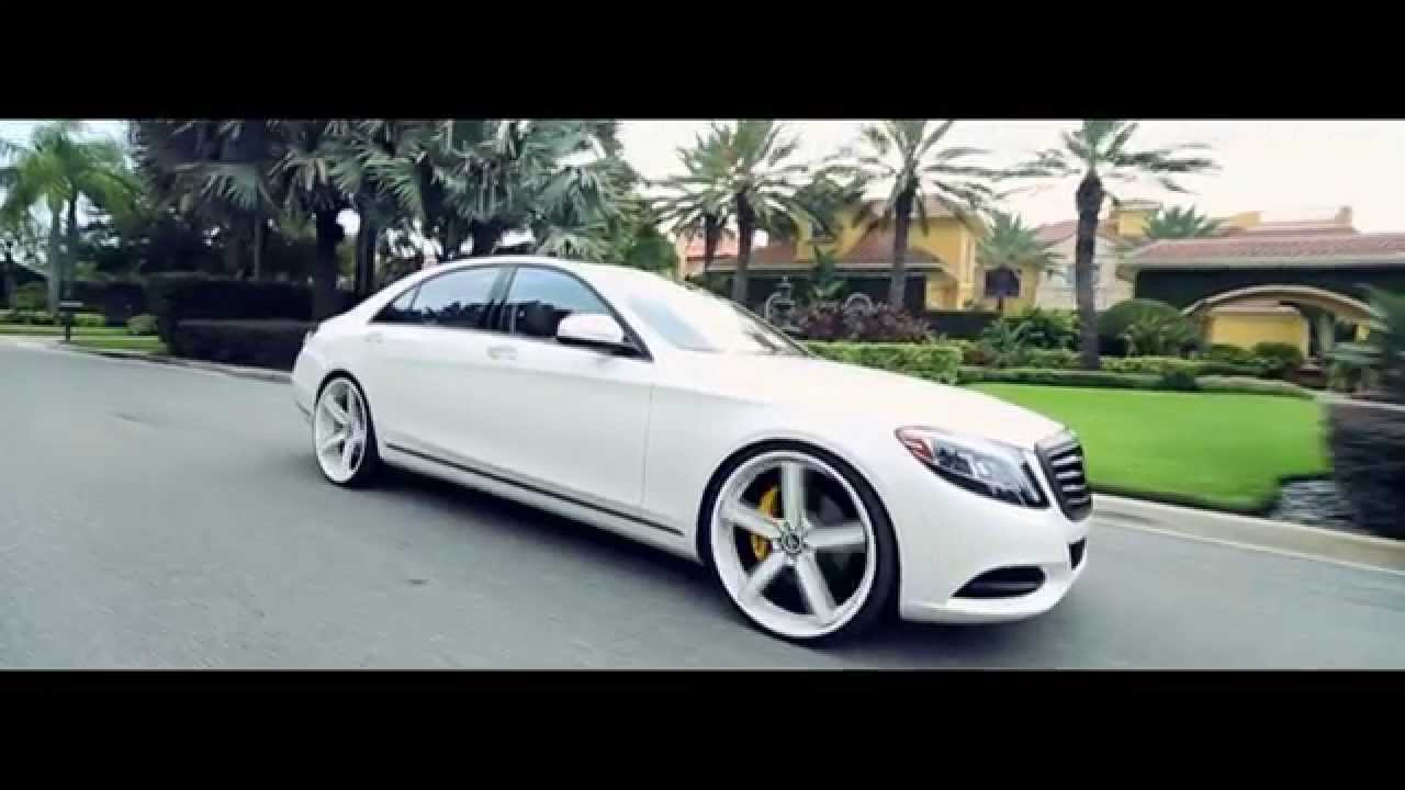 2015 Mercedes S550 On Amani Forged 24 Quot Delano Concave And