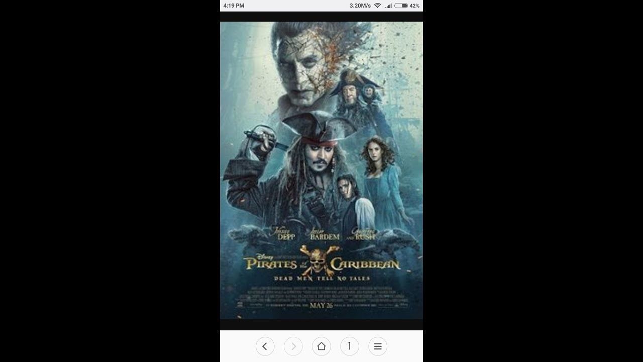 pirates of the caribbean salazars revenge full movie download torrent