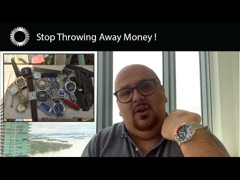 Don't Buy These Watches ! Huge Waste Of Money !