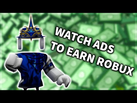 Watch Ads To Earn Free Robux Youtube