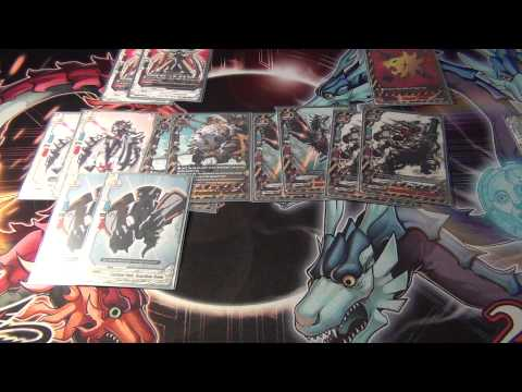 Future Card Buddyfight Generic Deck Profile Chess Pieces Deck