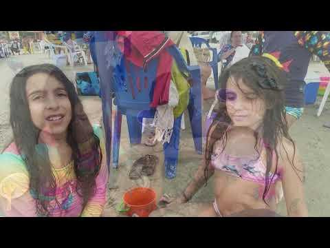 Beach: Novo CASTELO na praia ▶3:38