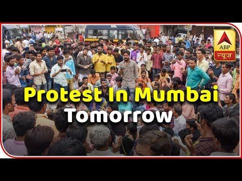 Tribal Farmers Reach Thane, Will Protest In Mumbai Tomorrow | ABP News