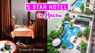5-STAR HOTEL in Macau ♦ LAS VEGAS of China