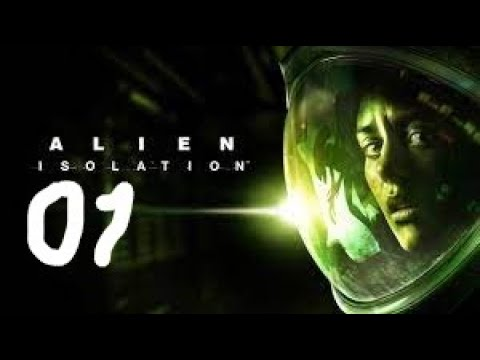 Welcome to Sevastapol station ! Alien Isolation part : 1 |