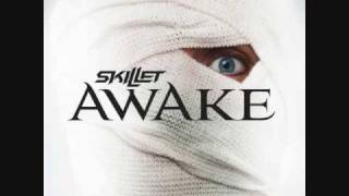 Dead Inside- Skillet (lyrics) - Awake