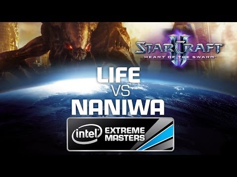 NaNiwa vs. Life - Grand Final - IEM New York - StarCraft 2