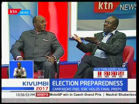 Election Preparations : Pundits take a look at issues surrounding elections part three