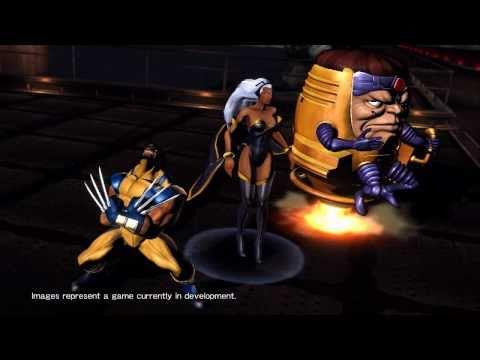 Marvel vs. Capcom 3: Storm Spotlight