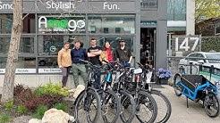 Amego Electric Bike Shop in Toronto Canada