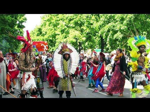 Karneval der Kulturen Umzug 2016