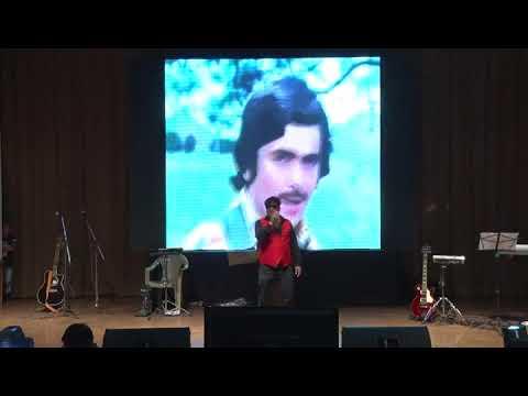 O Hansini Meri Hansini - VICKY UPADHYAY Live Singing