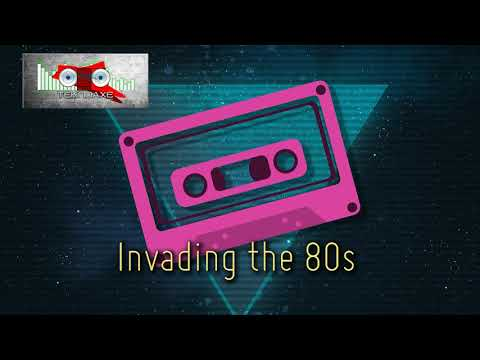 Invading the 80s  Synthwave  Royalty Free Music