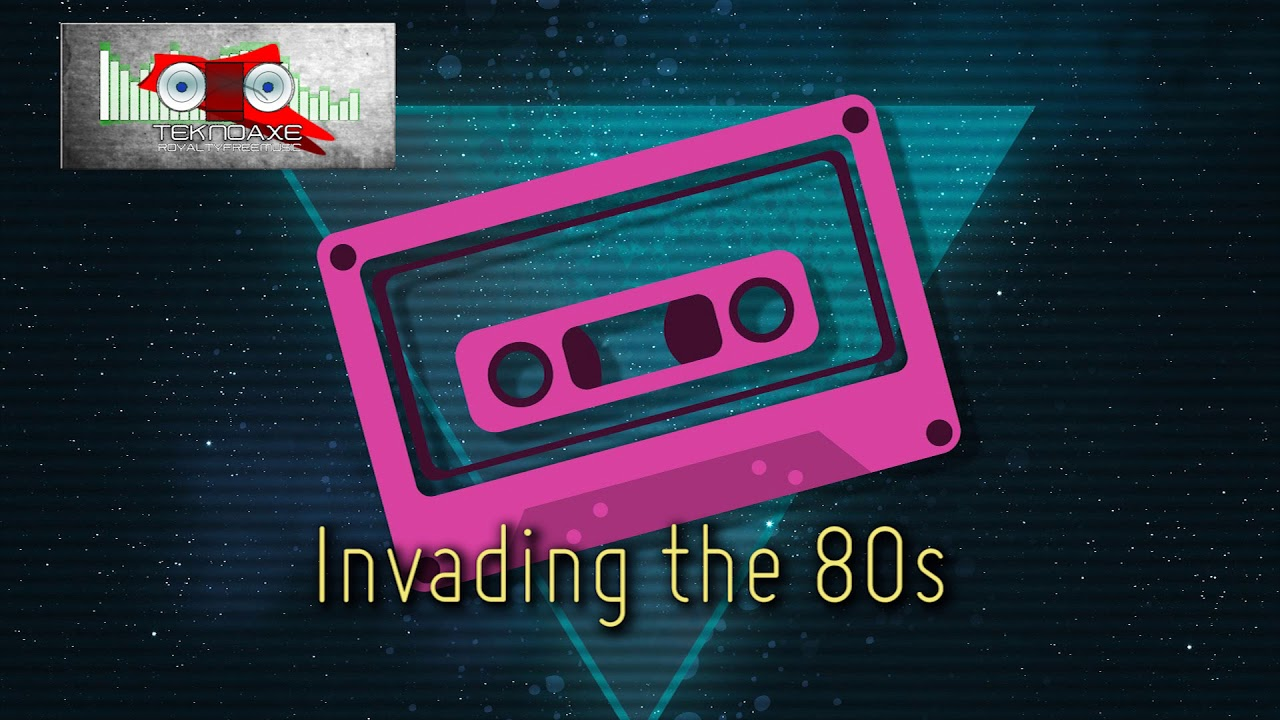 Invading the 80s - Synthwave - Royalty Free Music