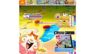 Let's Play - Candy Crush Saga (Level 1 - 6)