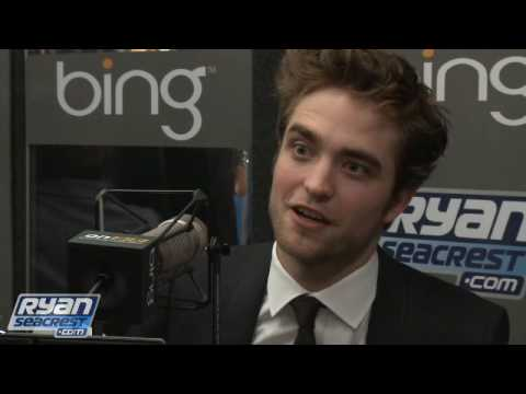Rob Pattinson's Publicist Shuts Down 'Robsten' Question | Interview | On Air With Ryan Seacrest