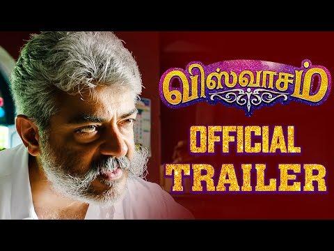 Viswasam - Official Trailer Reaction   Ajith Kumar, Nayanthara   Sathya Jyothi Films