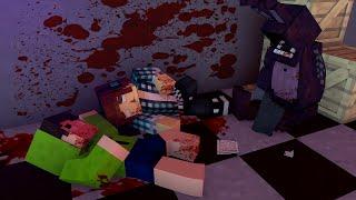 Minecraft TERROR Mortos No Five Nights at Freddy s 2