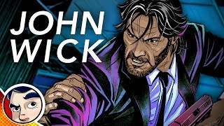 John Wick Origins Comic  Comicstorian