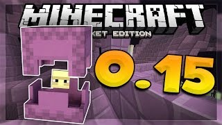 are shulkers confirmed in 0 15 0 mcpe end dimension minecraft pe pocket edition